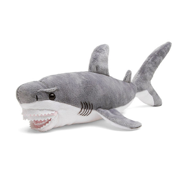 Shark Toy Box : Shark plush toy