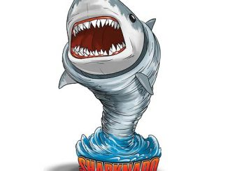 Sharknado Bobble Head