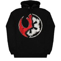 Shattered Rebel Empire Hoodie