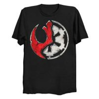 Shattered Rebel Empire Shirt