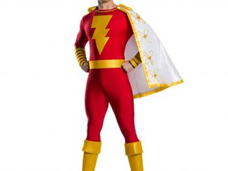 Shazam Deluxe Adult Costume