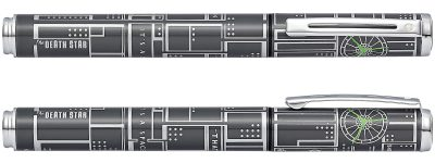 Sheaffer Star Wars Death Star Rollerball Pens