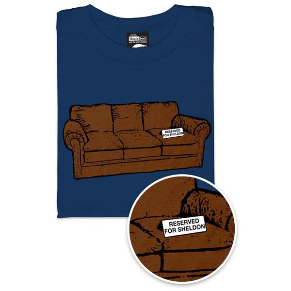Sheldon's Spot T-Shirt