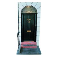 Sherlock 221B Baker Street Entrance 1 6 Scale Diorama