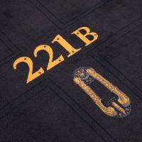 Sherlock 221B Doorframe Blanket