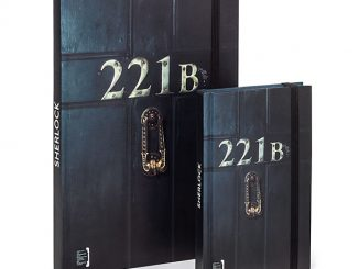 Sherlock 221b Notebooks