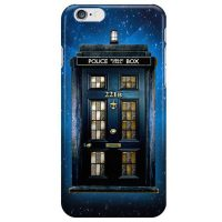Sherlock Doctor Who iPhone Case