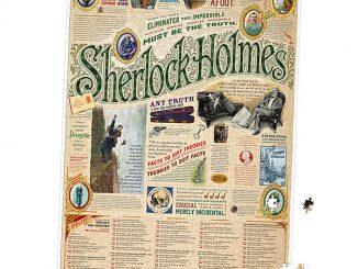 Sherlock Holmes 1000pc Puzzle