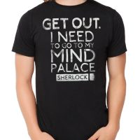 Sherlock Mind Palace T-Shirt