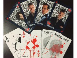 Sherlock Playing Cards
