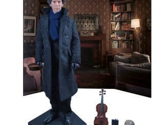 Sherlock TV Series Sherlock Holmes 1 6 Scale Action Figure