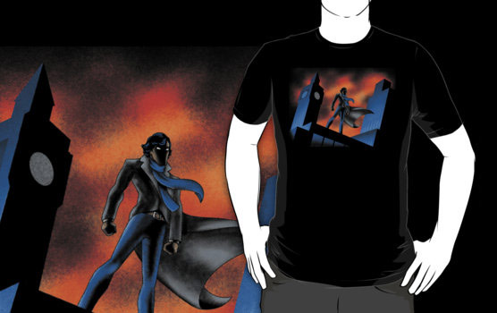 Sherlock The Animated Series Shirt