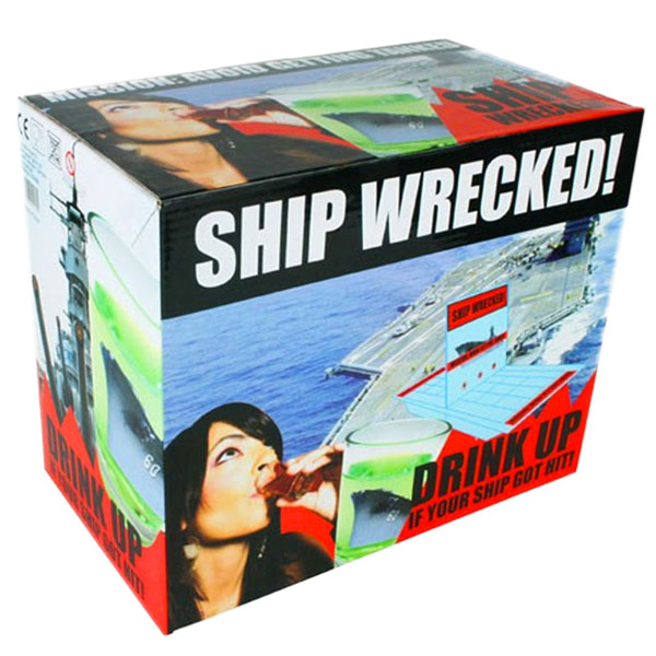 Ship Wrecked Game