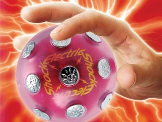 Shock Ball Shocking Hot Potato Game