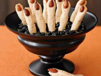 Shortbread Finger Cookies