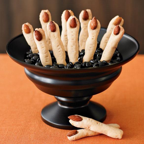 Shortbread Finger Cookies