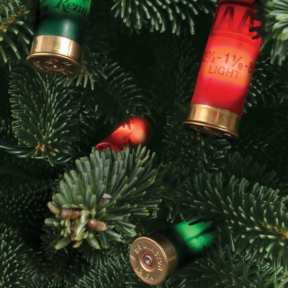 Shotgun Shell Party Lights