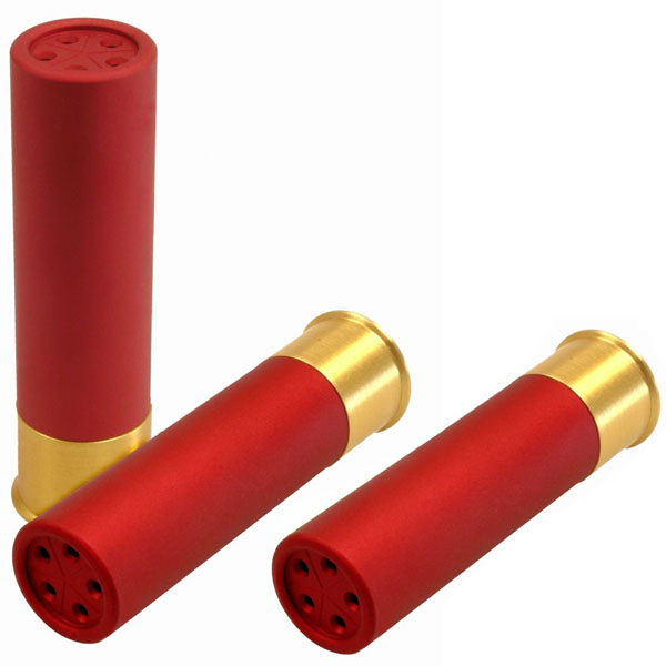 Shotgun Shell Salt and Pepper Shakers