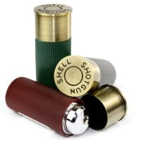 Shotgun Shell Windproof Jet Flame Torch Lighter