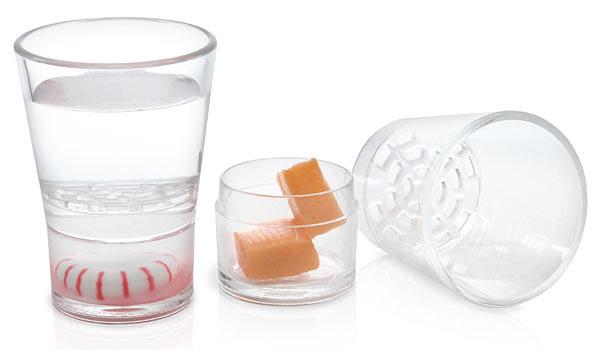 Sidekick Shot Glass 4-Pack