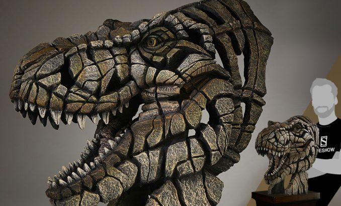 Sideshow Enesco T-Rex Bust