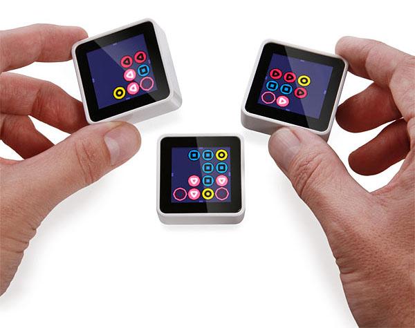 Sifteo Gaming Cubes