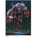 Signed and Numbered Limited Edition Captain America Giclee Print
