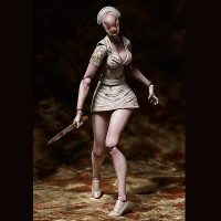 Silent Hill 2 Bubble Head Nurse Figma Figure