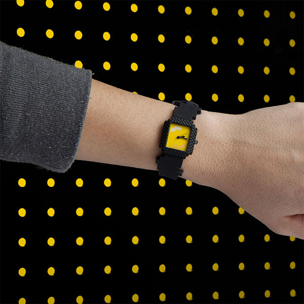 Classic Silicon 8-Bit Watch