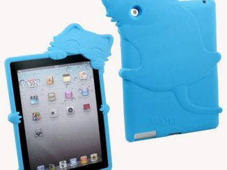 Silicone Cat Case For Apple iPad