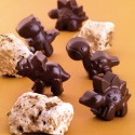 Silicone Chocolate Dinosaur Mold