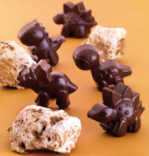 Silicone Chocolate Dinosaur Mold