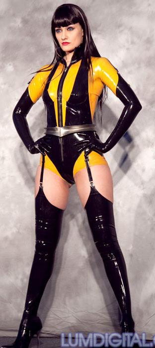 Silk Specter Costume