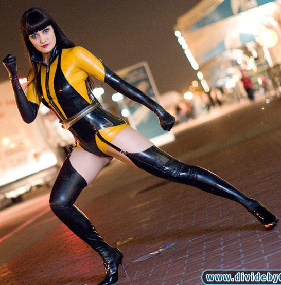 Silk Specter Hero Costume