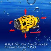 Silverlit RC SpyCam Submarine