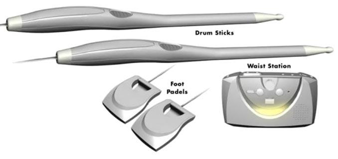 Silverlit V-Beat AirDrums