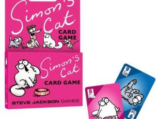 Simons Cat Card Game