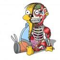 Simpsons Cutout Ralph T-Shirt