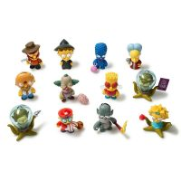 Simpsons Treehouse of Horror Kidrobot Mini Figures