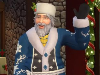 The Sims 4 Seasons: Holidays Gameplay Trailer