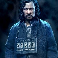 Sirius Black Prisoner Version Figure