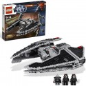 Sith Fury-class Interceptor Lego set