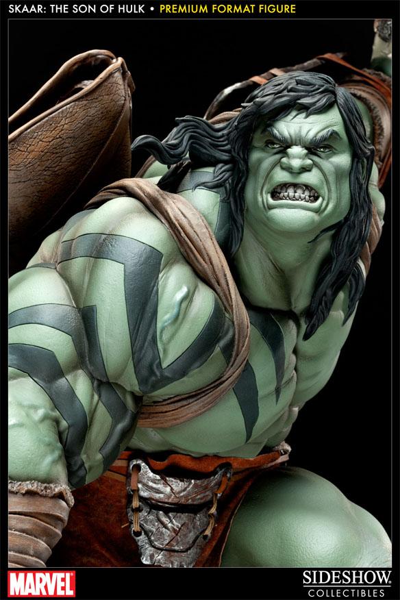Skaar - Son of Hulk Figure