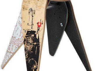 Skateboard Stool
