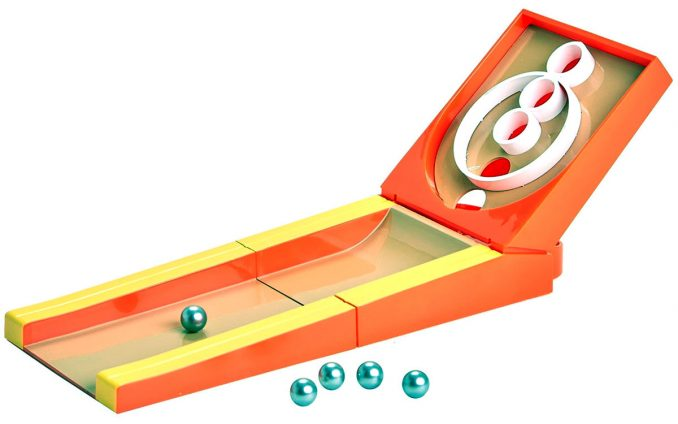 Skee-Ball Desktop Game