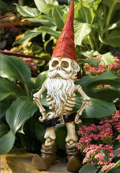 Skel-E-Gnome Man