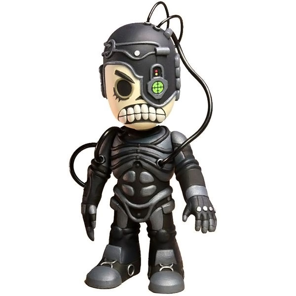 Skele Treks Series 1 Borg Figure