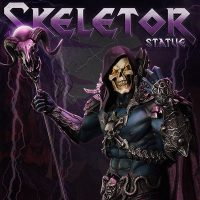 Skeletor Statue - featured