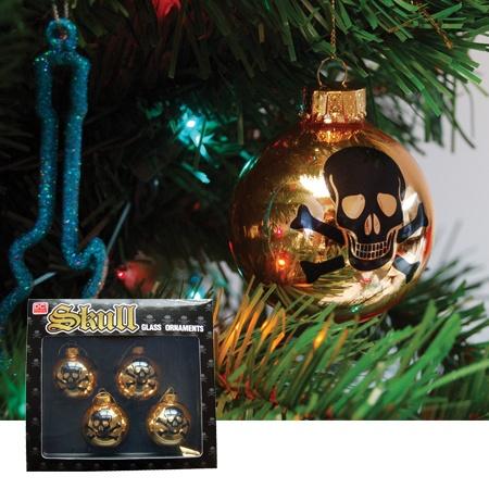 Skull Ornaments