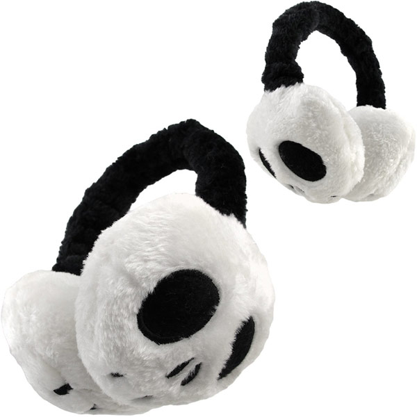 Skull-Plush-Earmuffs